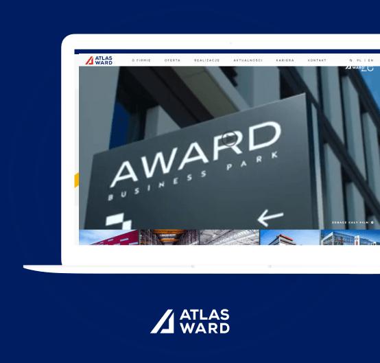 Atlas Ward Polska, ponad 700 inwestycji. Zajmują się budową parków logistycznych, hal produkcyjnych i kompleksów biurowych.
