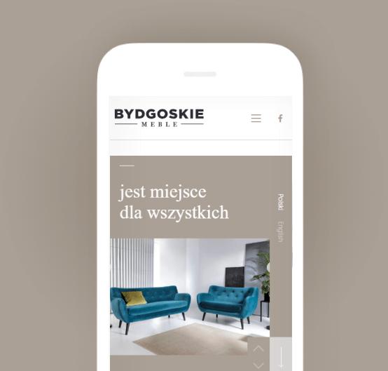 Bydgoskie Meble, jeden z największych producentów mebli w Polsce, ceniony na rynku krajowym i zagranicznym.