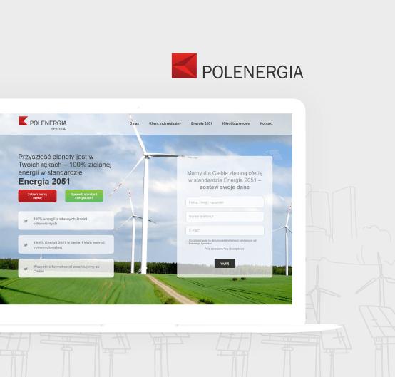 Polenergia, pierwsza Polska prywatna grupa energetyczna, wprowadzająca innowacyjne rozwiązania.